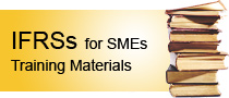 IFRSs for SMEs Training Materials